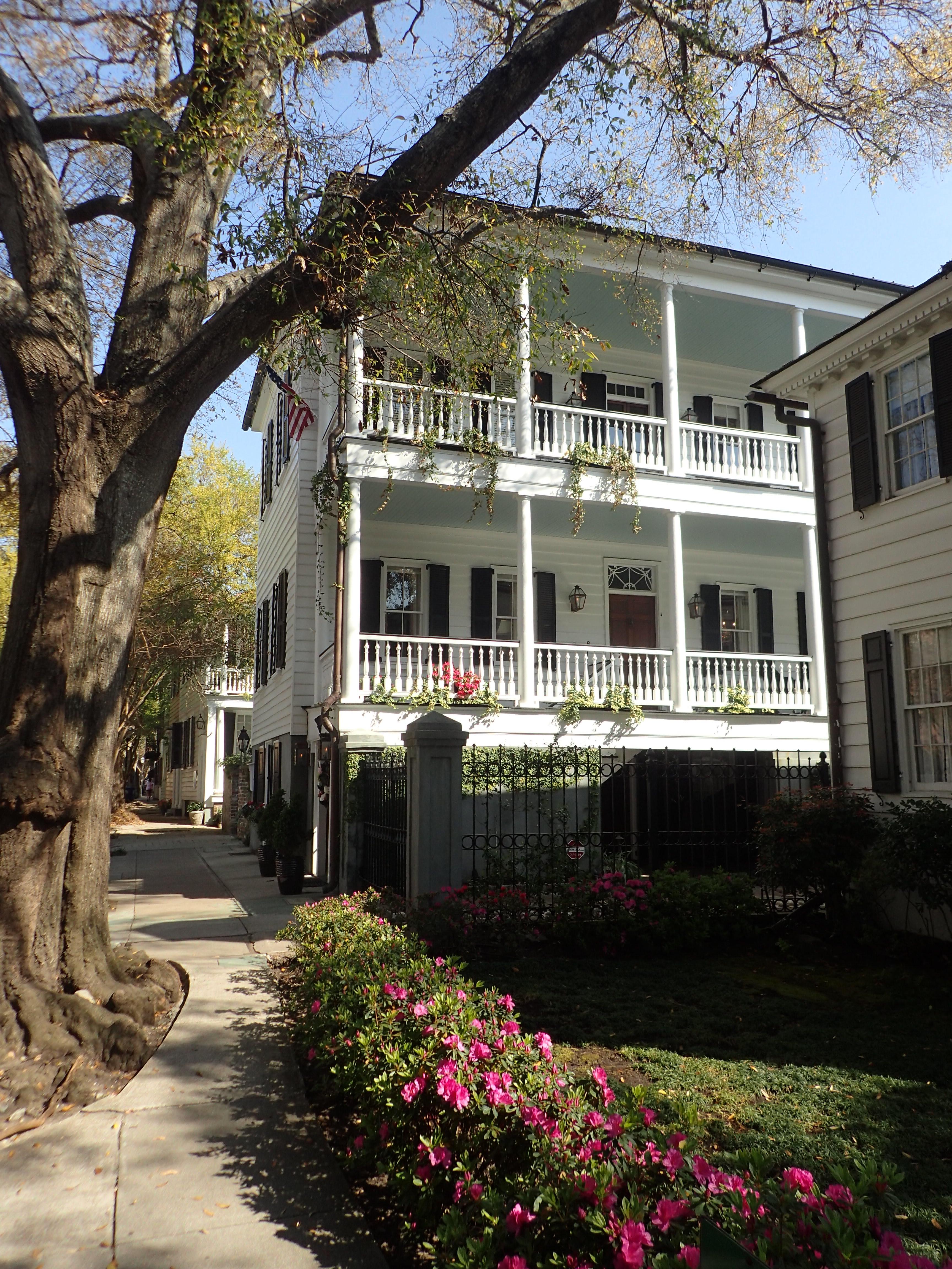 Classic Charleston SC Home