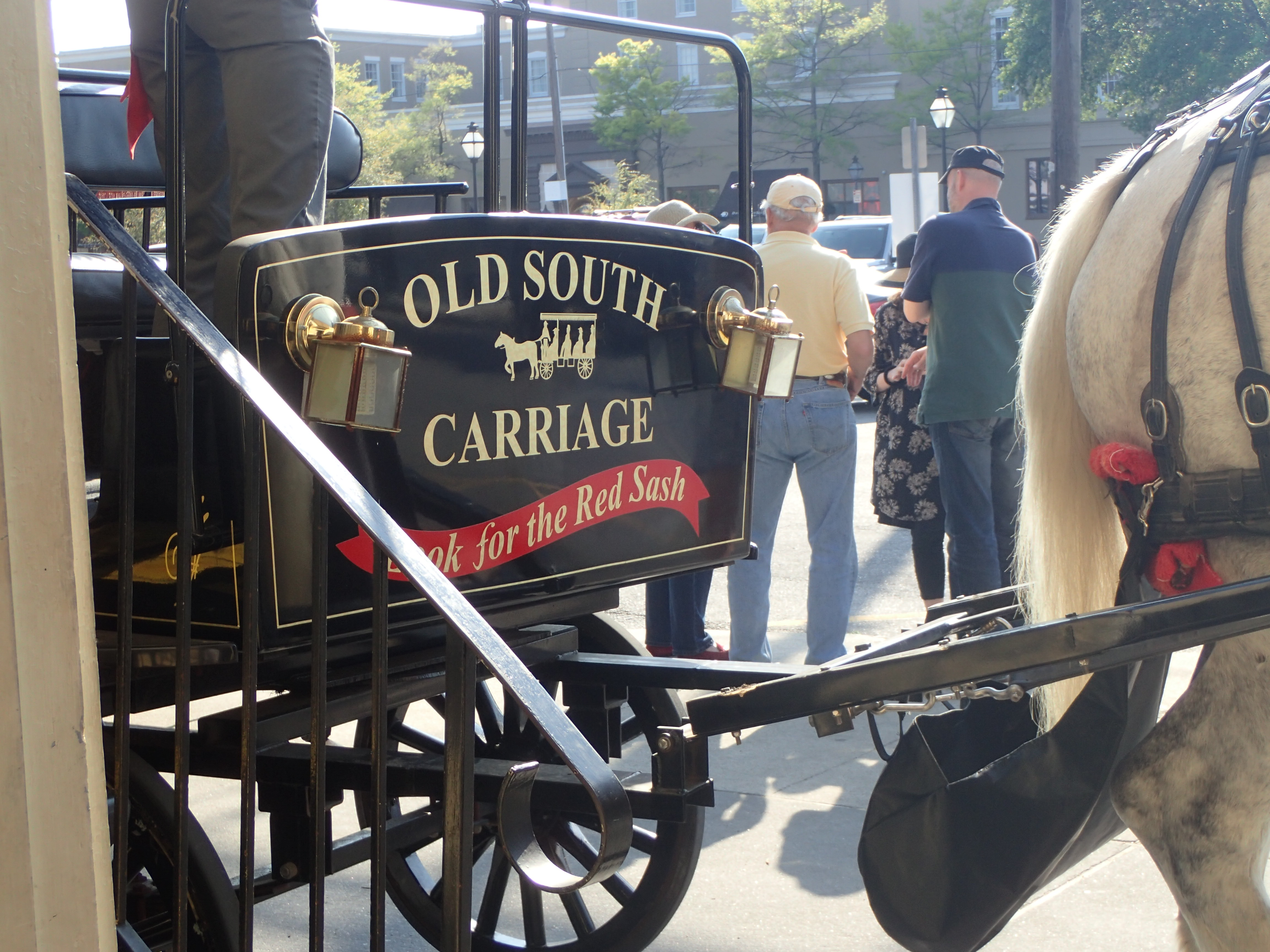 Old South Carriage Company Charleston