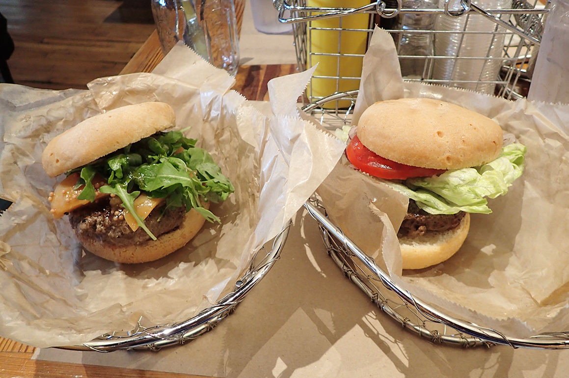 gluten free burgers at farm burger asheville shinewithjl
