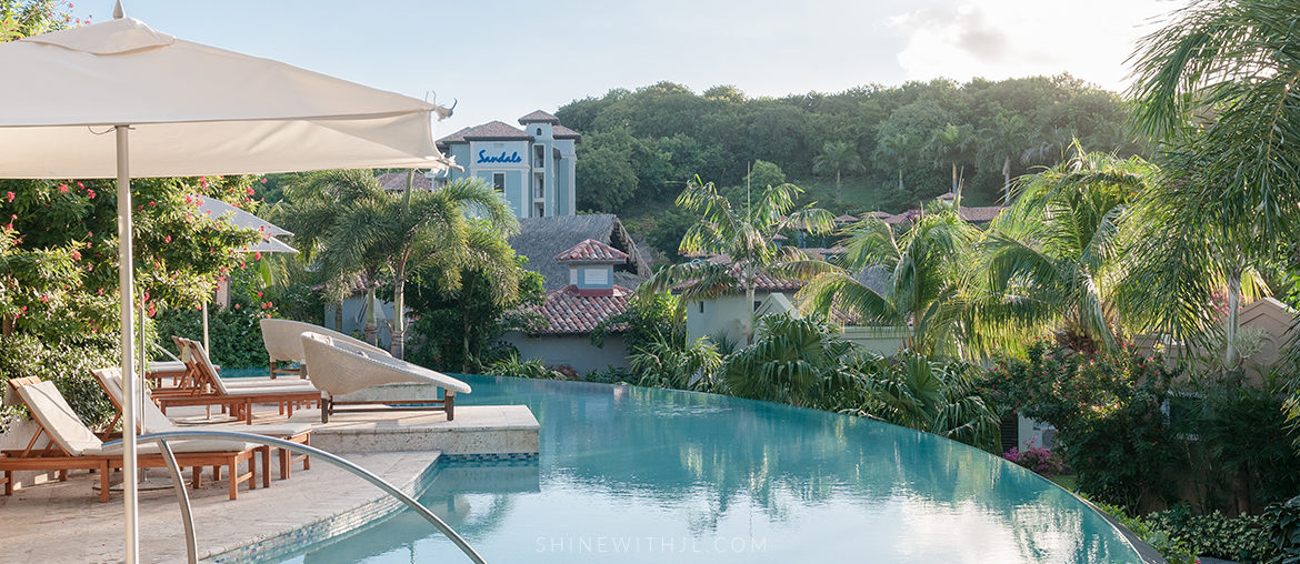 sandals lasource grenada all inclusive couples vacation review
