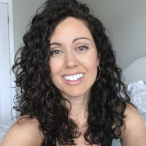 Long Curly Girl Hair Cut