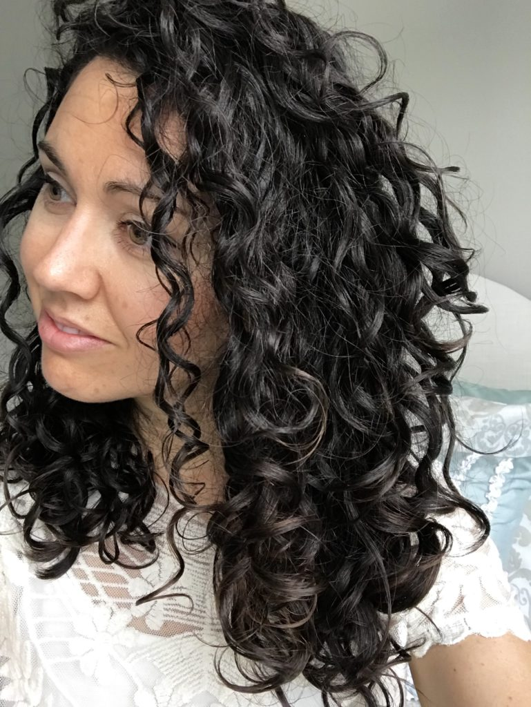 2c/3a curl pattern hair with only curls london