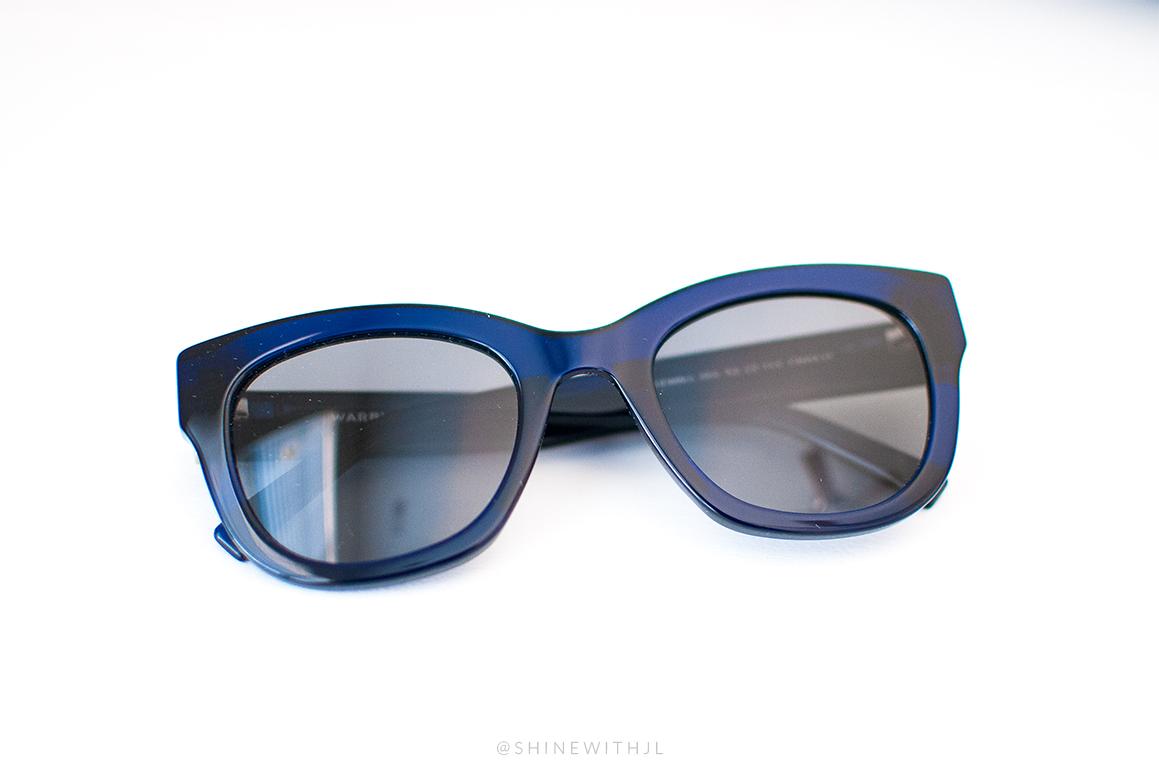 blue sunglass frames warby parker gemma