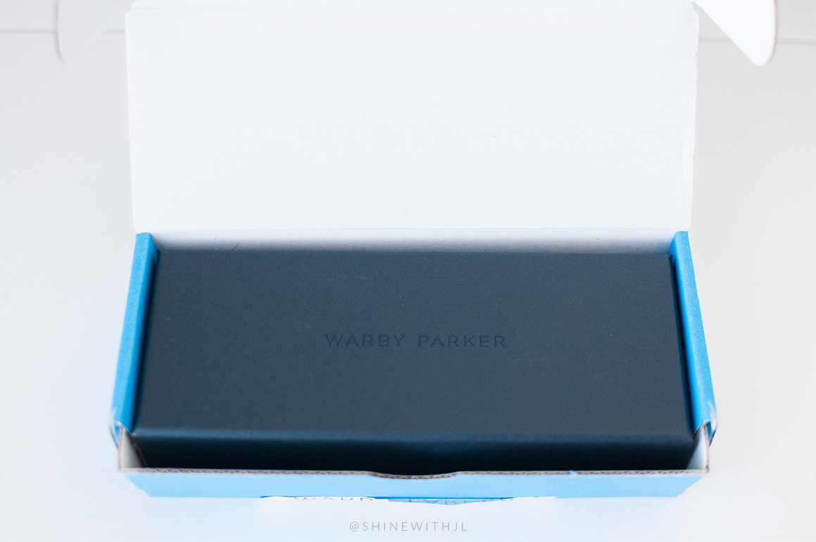 warby parker deliver at home try-on