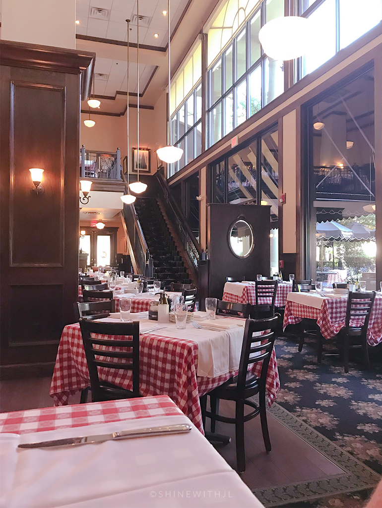 maggianos italian restaurant south park charlotte
