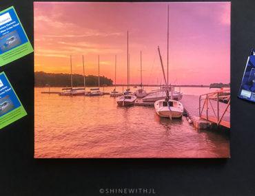 jennifer leigh adams wins lake norman photography contest