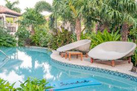 Sandals Grenada South Seas Waterfall River Pool Junior Suites photo by Jennifer Leigh Adams