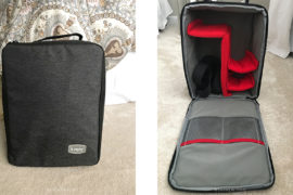 g-raphy camera insert travel cube review