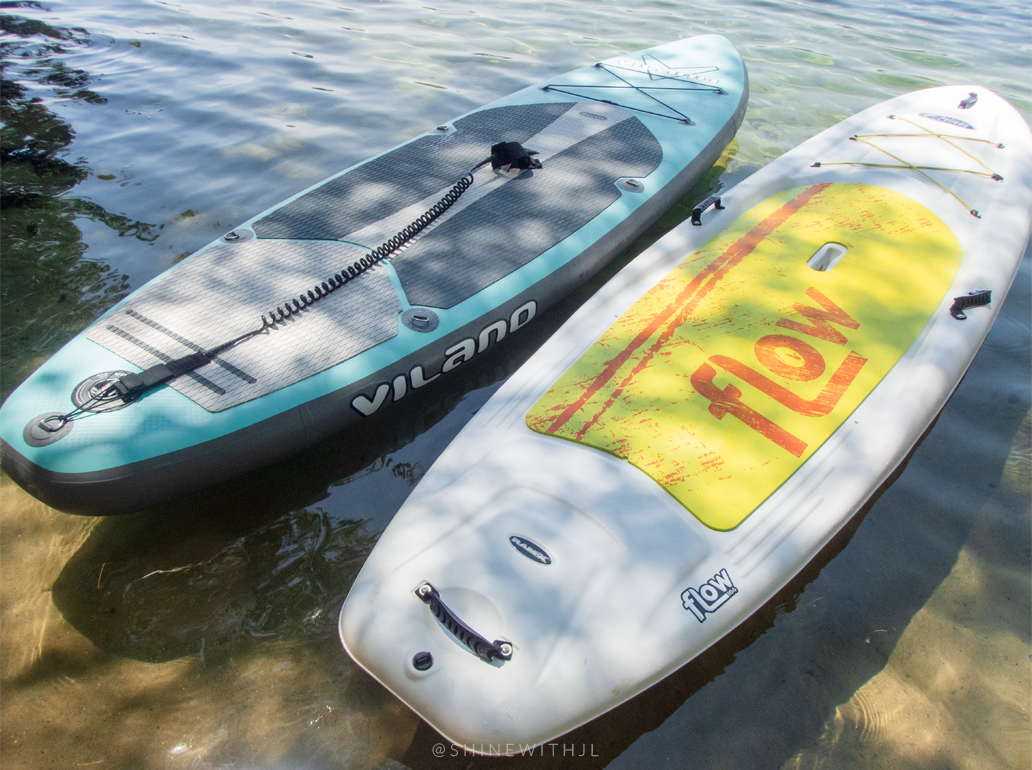 inflatable-vilano-sup-board-vs-hard-pelican-flow-board