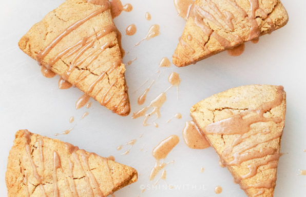 paleo-pumpkin-spice-scone-with-drizzle-shinewithjl-recipe