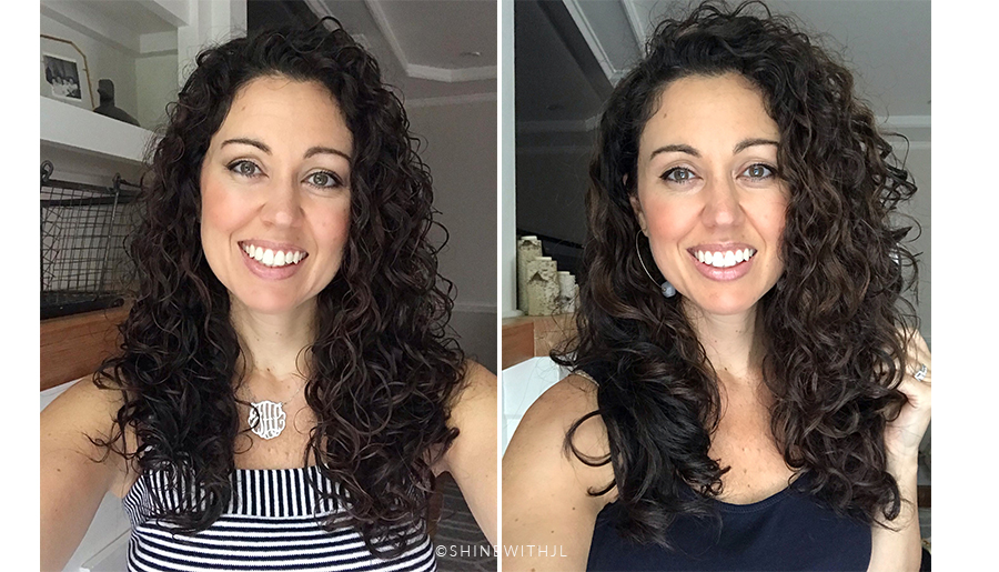 Curly Hairstyle with Highlights for Fall 2020