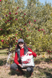 pick your own apples portrait shinewithjl