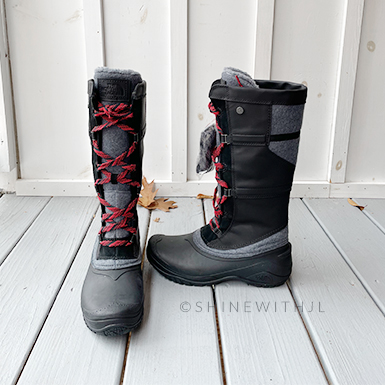 north face shellista iv tall snow boot