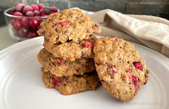 gluten free oatmeal chocolate cranberry cookie recipe
