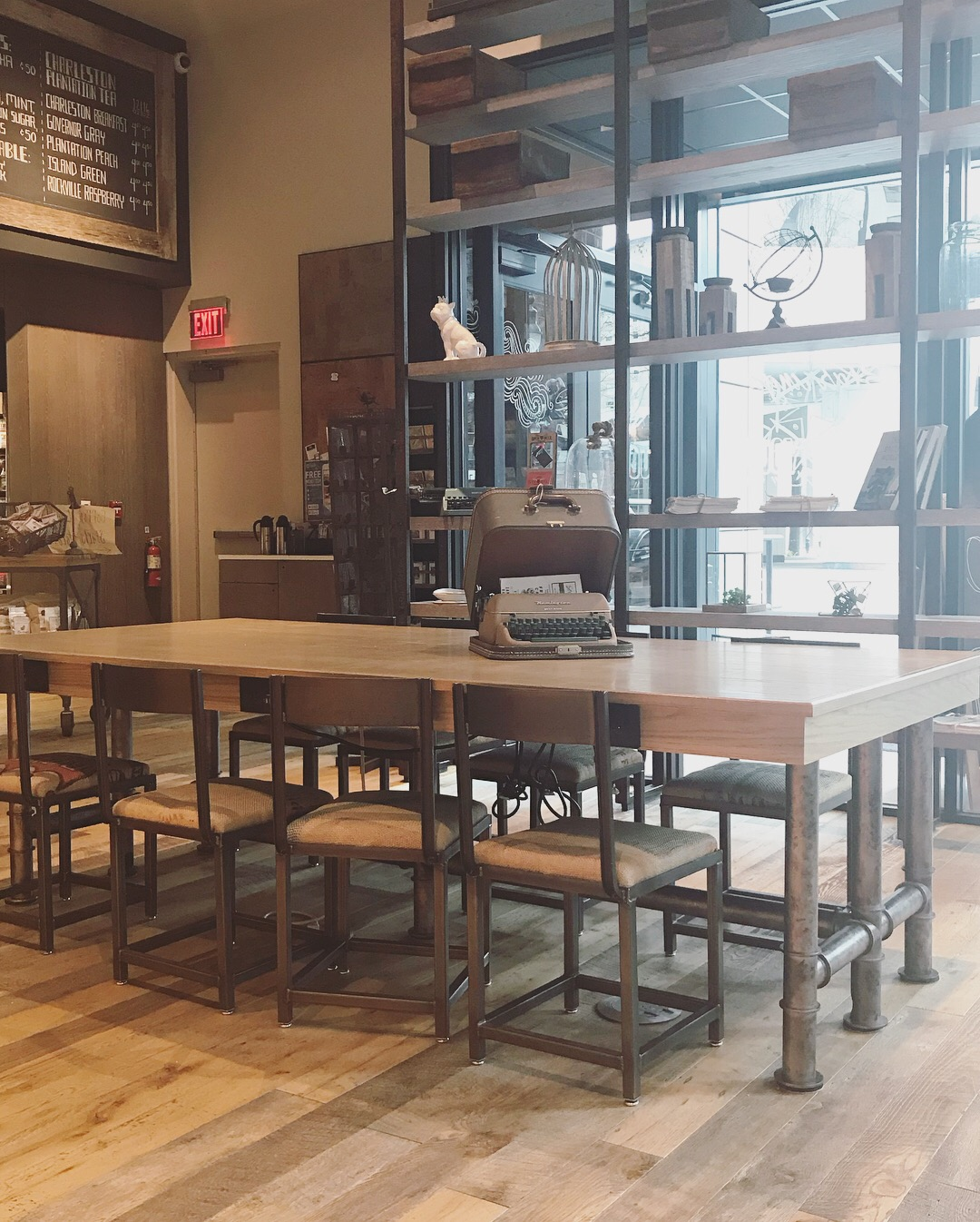 rustic farmouse decor inspired coffee cafe charlotte nc