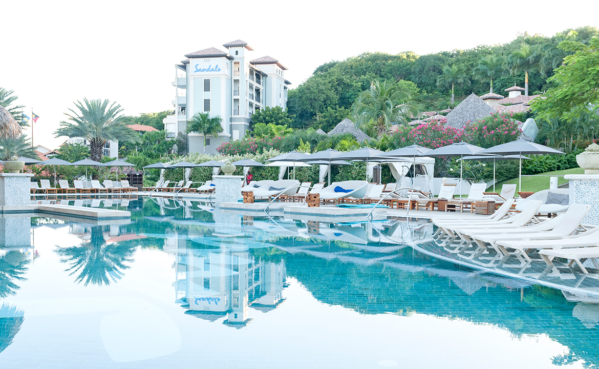 Sandals Resort Grenada About Shine with JL