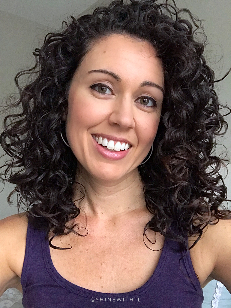 long curly hair style shoulder length 2c 3a