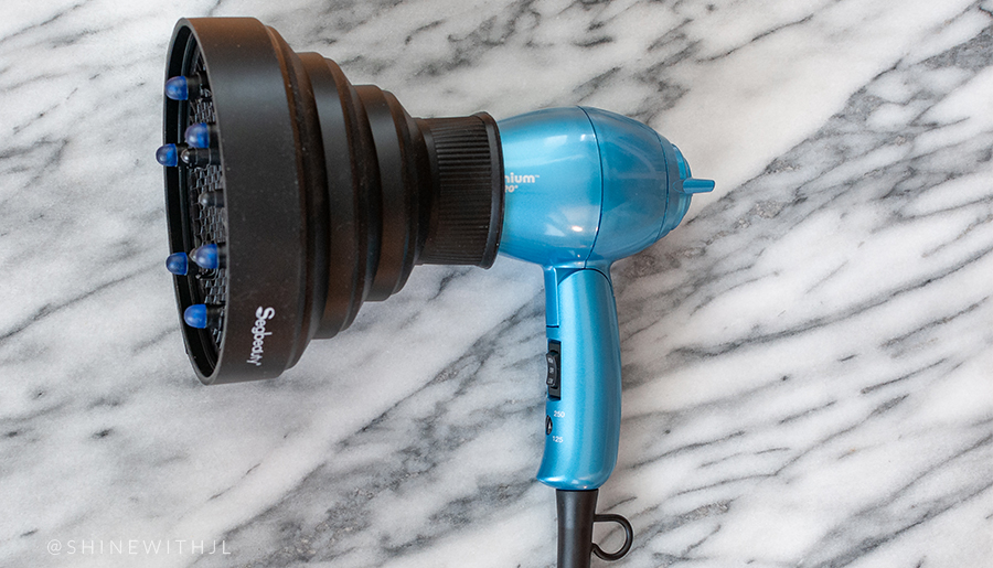 travel hacks best hair dryer for travel and curly hair