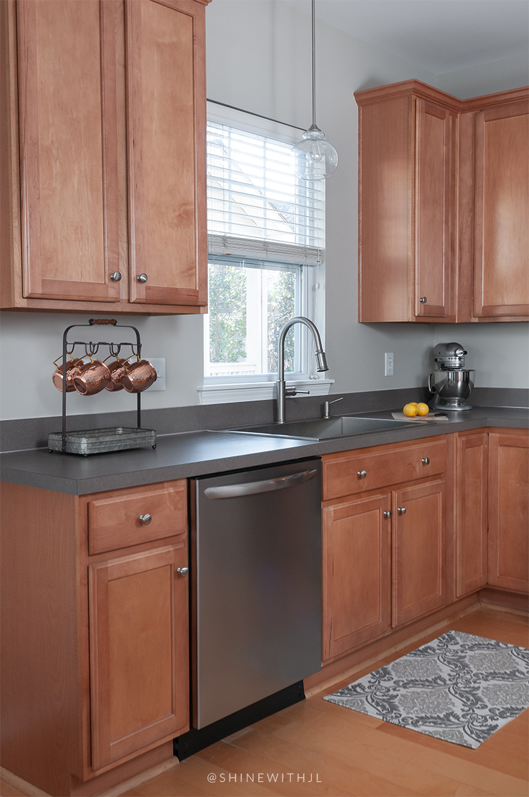 stainless steel double kitchen sink with window open layout kitchen
