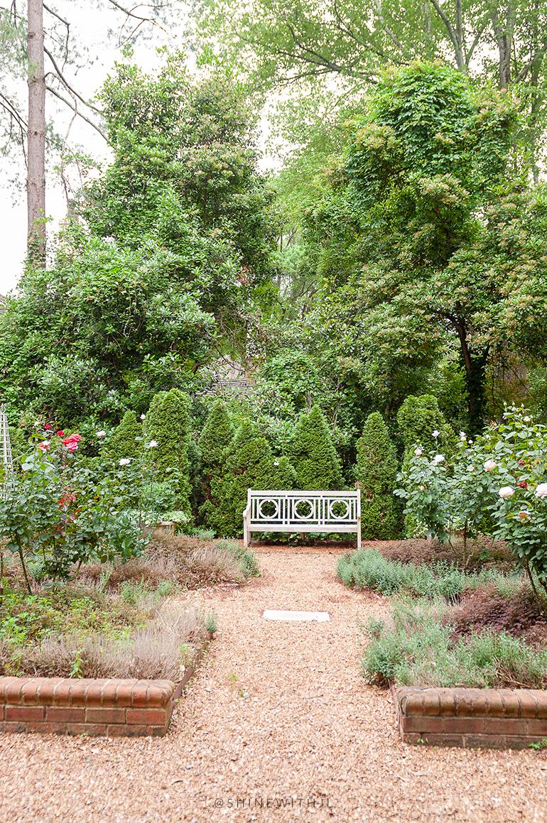 duke mansion garden historic places charlotte nc
