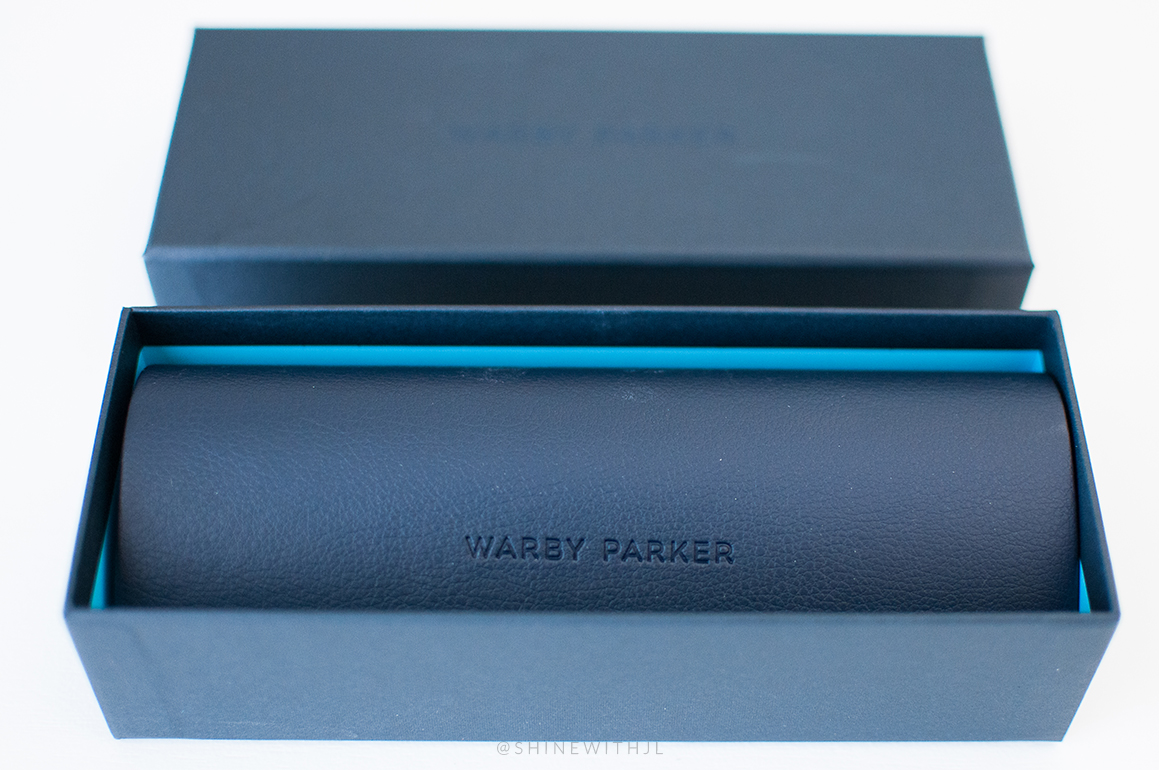 warby parker delivery