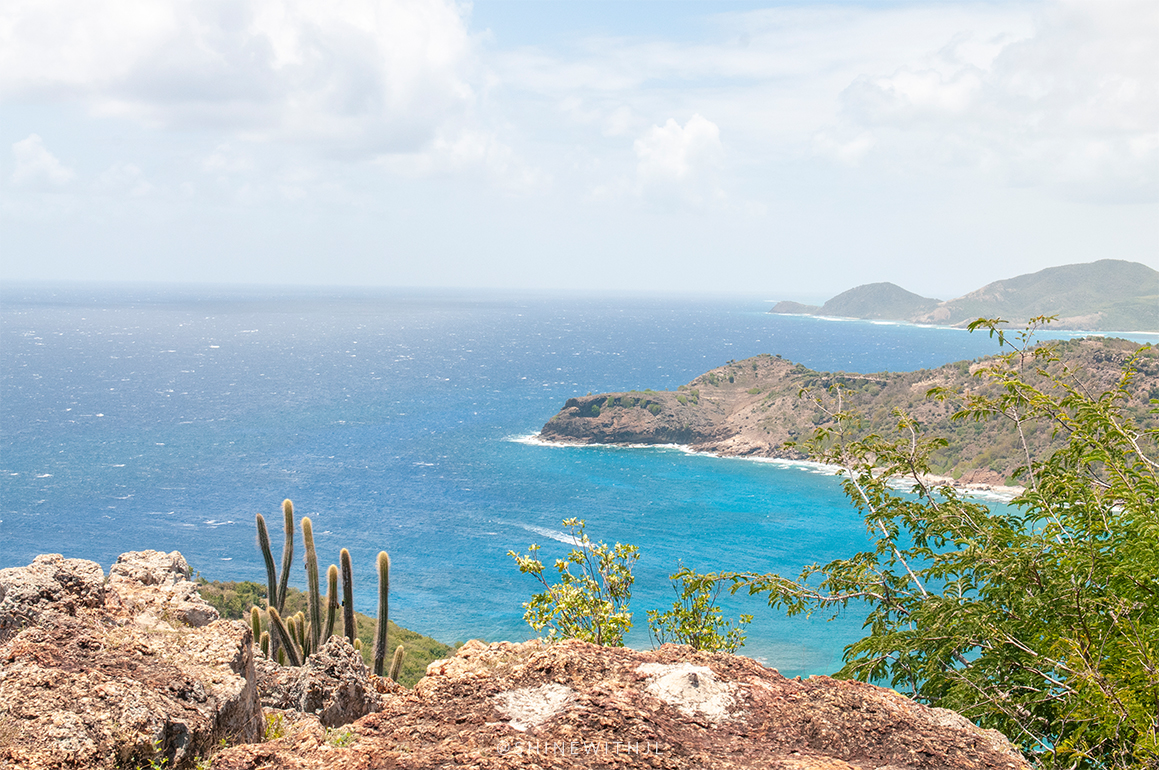 landscape views shirley's heights antigua