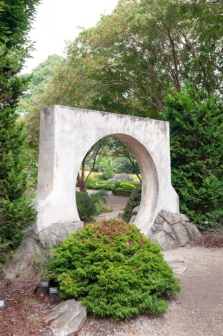 japanese garden atlanta botanical gardens September