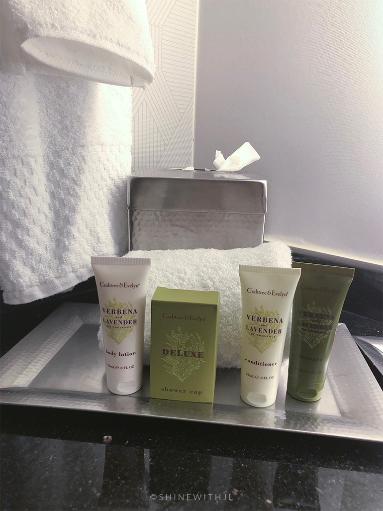 crabtree and evelyn verbena lavender products