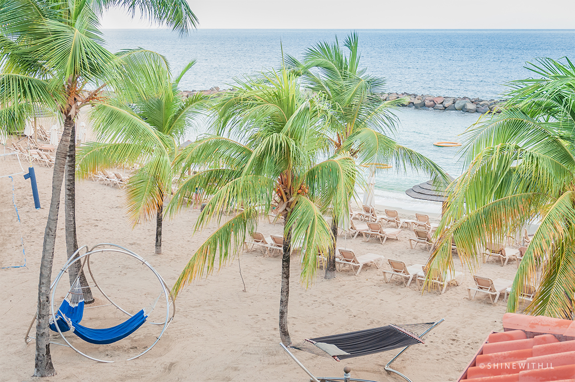 what to expect at pink gin beach at sandals grenada resort