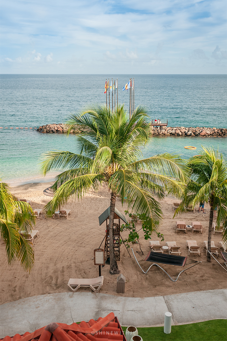 jetty at pink gin beach sandals grenada resort