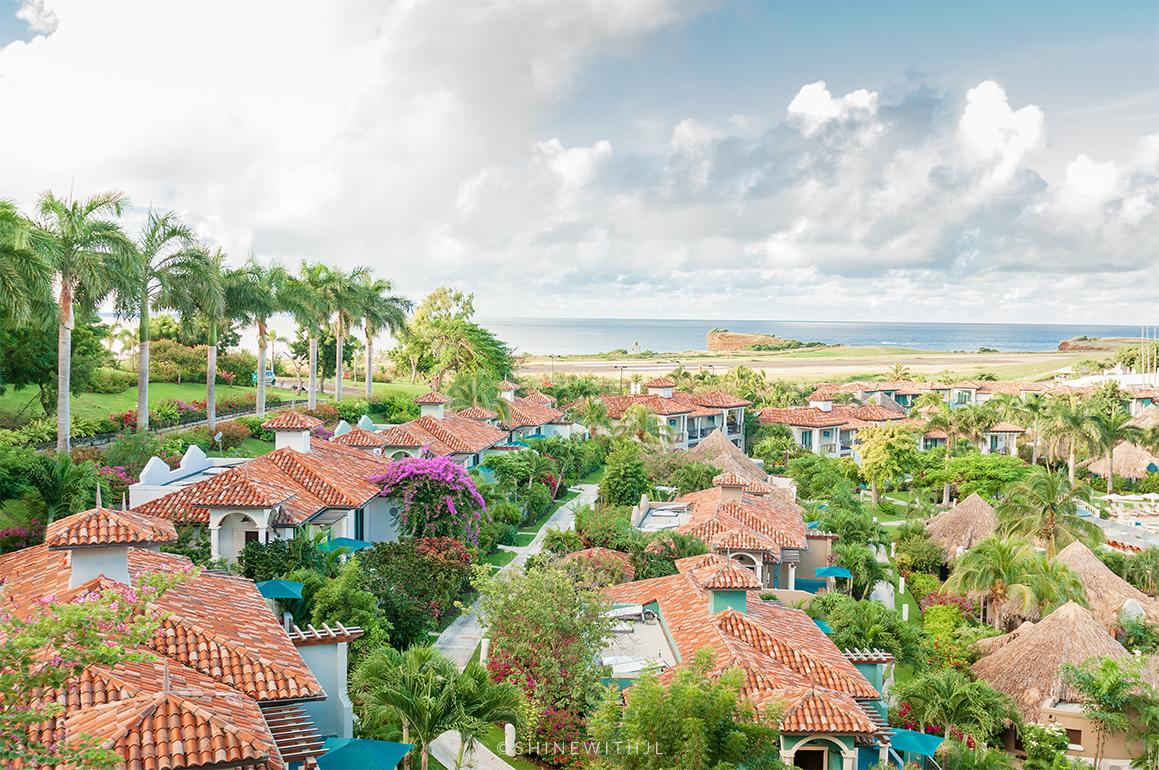 Sandals Grenada entrance and south seas butler suites