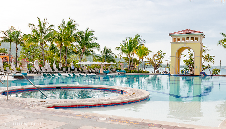sandals resort location south coast pool