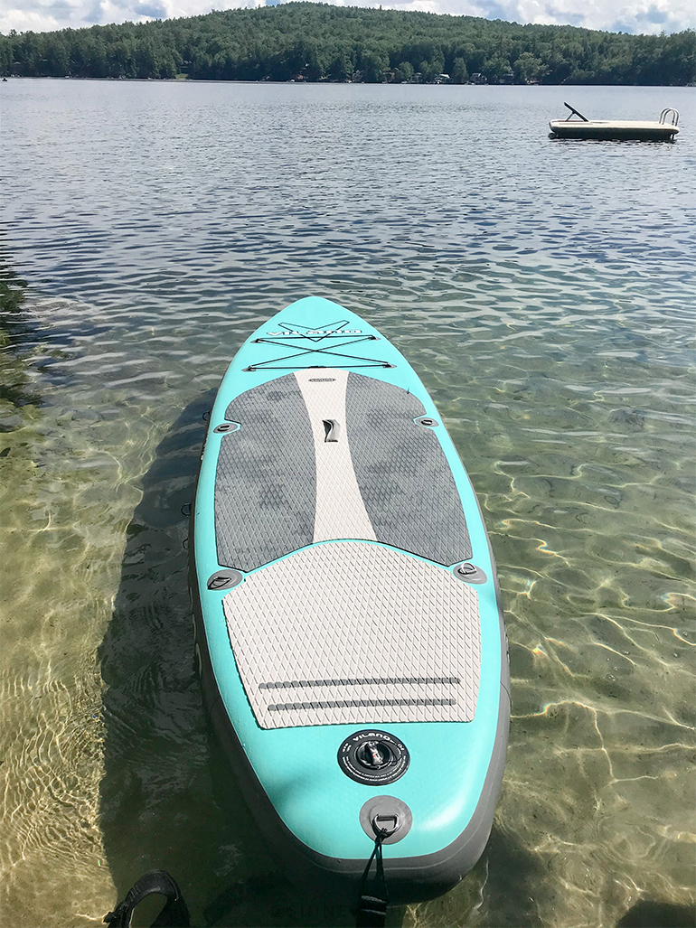 inflatables and plastic paddle boards review