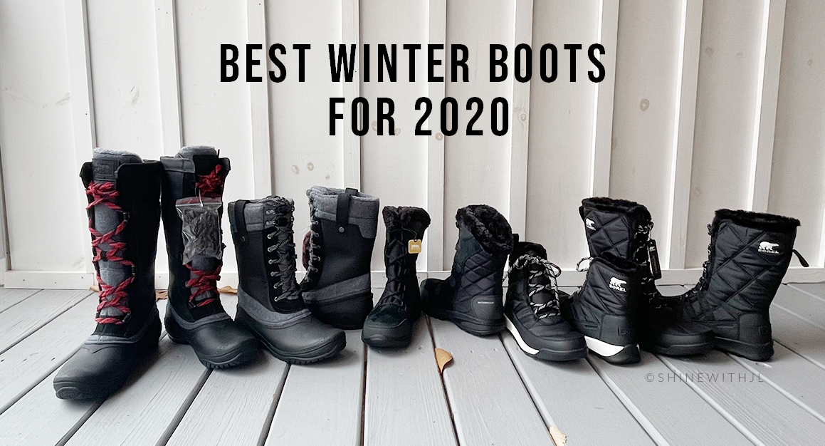 best winter boots for women in 2020 shinewithjl