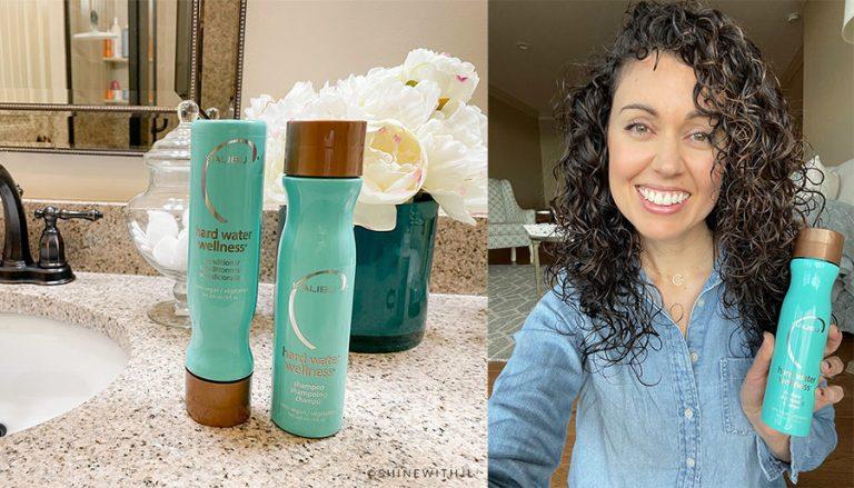 hard water shampoo fixed curls