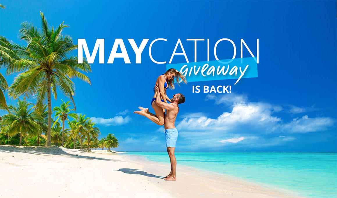 Maycation Giveaway Sandals Resorts