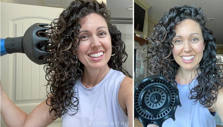 black orchid diffuser review for curly hair